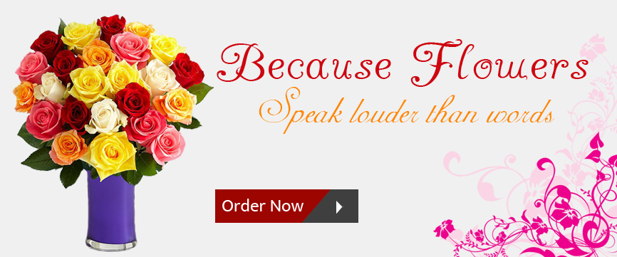 Send Flowers all over india