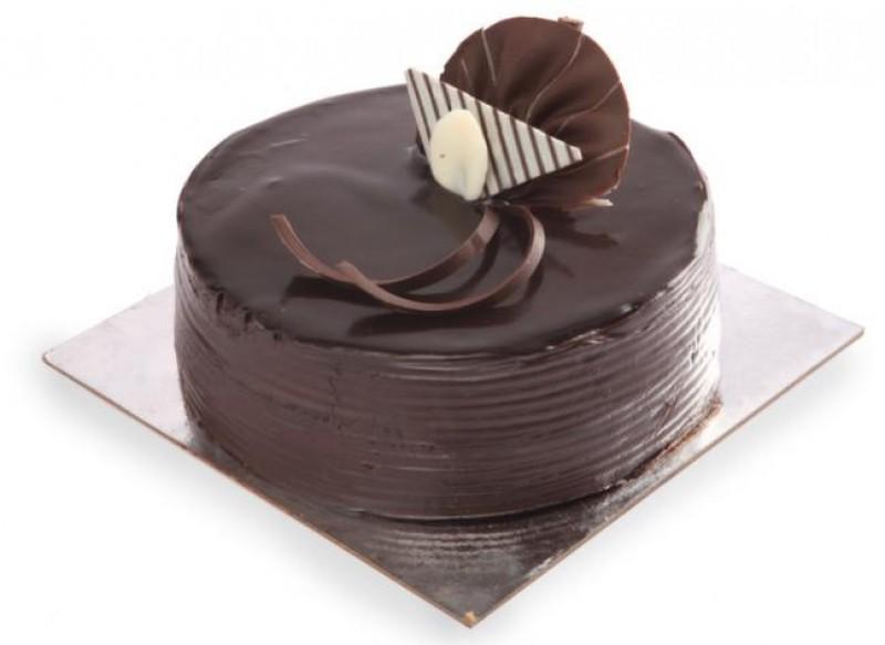 1 kg Chocolate Truffel cake
