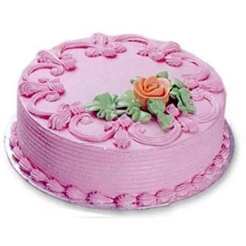 2 kg Strawberry Cake