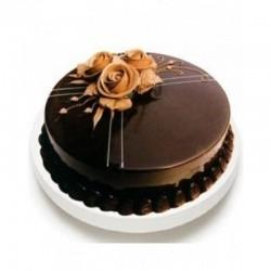 1 kg eggless Chocolate Cake